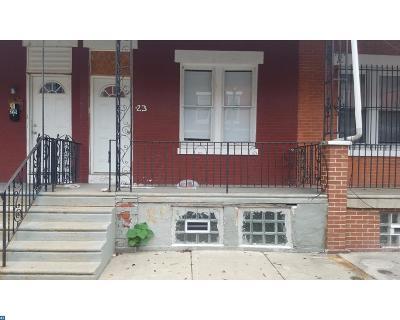 Philadelphia PA Condo/Townhouse ACTIVE: $45,000