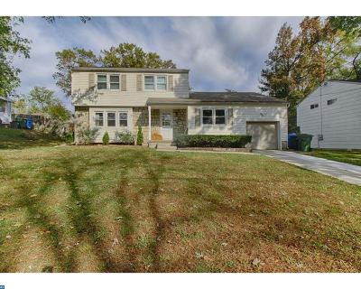 Cherry Hill Single Family Home ACTIVE: 107 Elkins Road