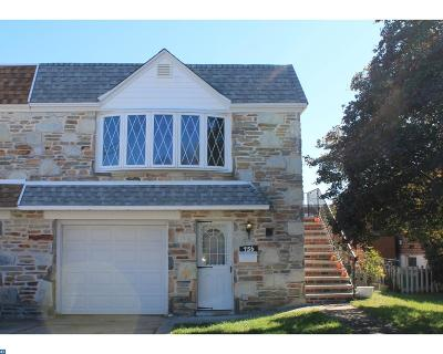 Philadelphia PA Single Family Home ACTIVE: $242,000