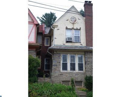 Philadelphia PA Condo/Townhouse ACTIVE: $180,000