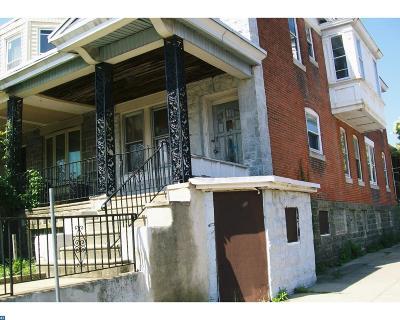 Philadelphia PA Condo/Townhouse ACTIVE: $70,000