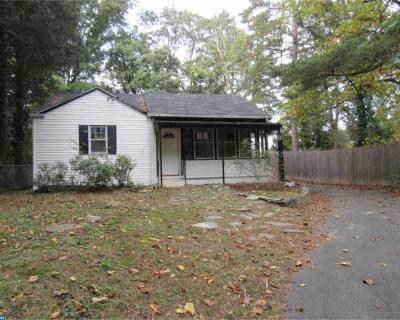 NJ-Camden County Single Family Home ACTIVE: 207 Woodland Avenue