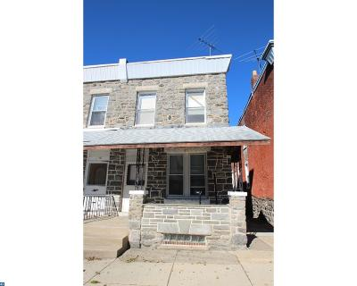 Overbrook Single Family Home ACTIVE: 6717 Leeds Street