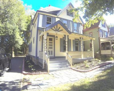 Langhorne Single Family Home ACTIVE: 235 Bellevue Avenue