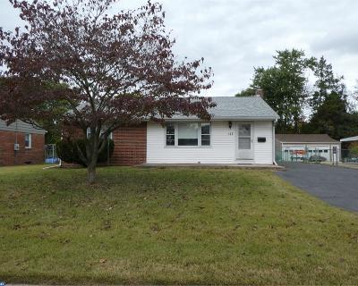 Edgewater Park Single Family Home ACTIVE: 117 E Franklin Avenue