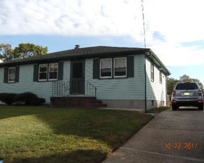 Bordentown Single Family Home ACTIVE: 139 Lucas Drive