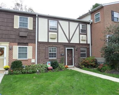 West Chester Condo/Townhouse ACTIVE: 207 Walnut Hill Road #A10