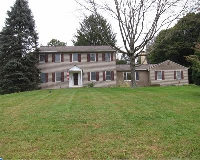 PA-Bucks County Single Family Home ACTIVE: 24 Chestnut Valley Drive