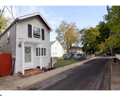 Bordentown Single Family Home ACTIVE: 33 Miles Avenue
