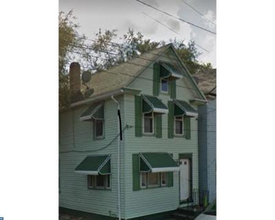 Paulsboro Single Family Home ACTIVE: 26 E Monroe Street