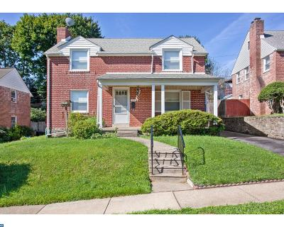 Springfield, Upper Darby Single Family Home ACTIVE: 526 Midvale Road