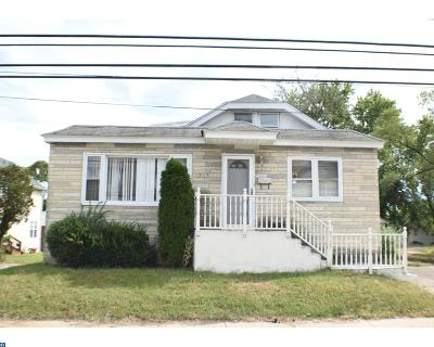 Paulsboro Single Family Home ACTIVE: 1703 Swedesboro Avenue