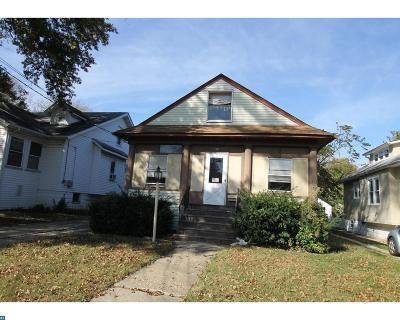Oaklyn Single Family Home ACTIVE: 117 E Clinton Avenue
