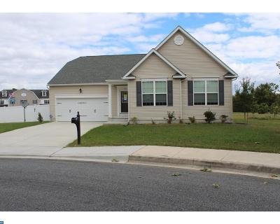 DE-Kent County Single Family Home ACTIVE: 44 Homberg Circle