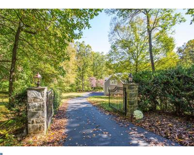Chadds Ford PA Single Family Home ACTIVE: $975,000