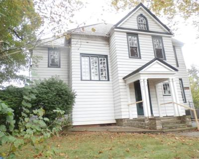 Ridley Park Single Family Home ACTIVE: 100 W Chester Pike