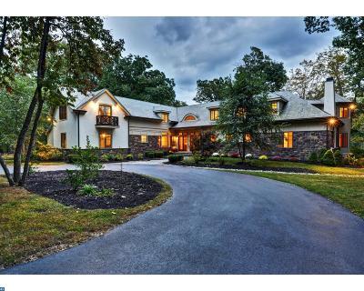Princeton NJ Single Family Home ACTIVE: $4,150,000