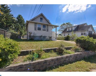 Gloucester City Single Family Home ACTIVE: 27 Yale Avenue