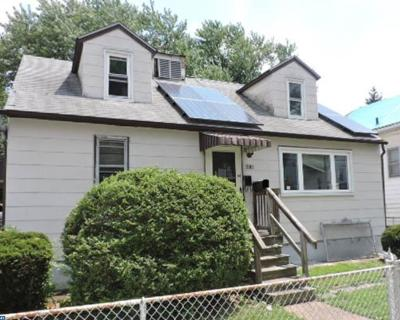 Woodlynne Single Family Home ACTIVE: 130 Parker Avenue