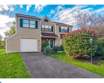 PA-Bucks County Single Family Home ACTIVE: 17 Ruhl Drive
