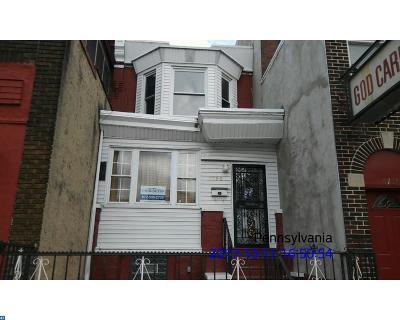 Philadelphia Condo/Townhouse ACTIVE: 5726 Chester Avenue