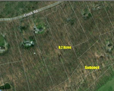 Glenmoore Residential Lots & Land ACTIVE: 1550 Creek Road