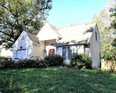 DE-New Castle County Single Family Home ACTIVE: 1105 Melrose Avenue