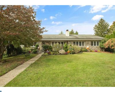 Newtown Square Single Family Home ACTIVE: 706 Hedgerow Drive