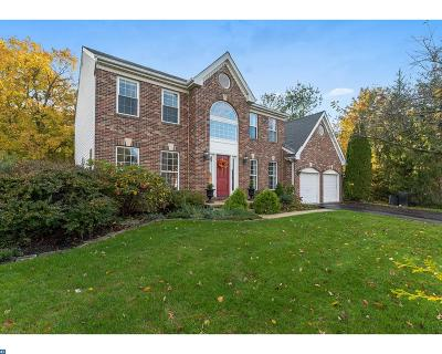 PA-Bucks County Single Family Home ACTIVE: 3820 Amberton Way