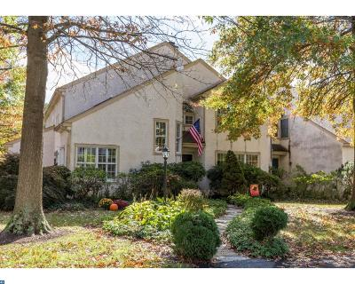 Newtown Square Condo/Townhouse ACTIVE: 505 Princeton Circle
