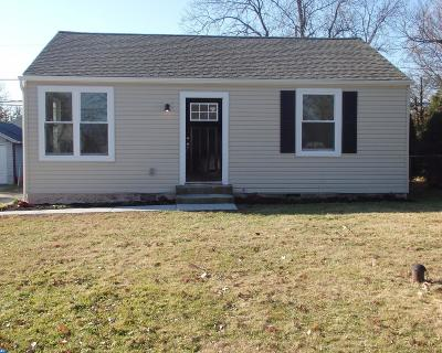 Norristown Single Family Home ACTIVE: 1412 W James Street