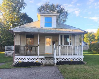 Runnemede Single Family Home ACTIVE: 119 E Clements Bridge Road