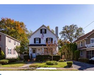 Springfield, Upper Darby Single Family Home ACTIVE: 467 Prospect Road