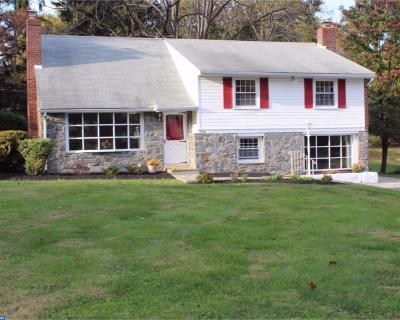 Newtown Square Single Family Home ACTIVE: 3507 Lewis Road