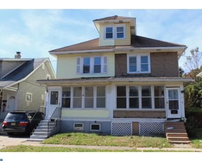Woodlynne Single Family Home ACTIVE: 139 Linden Avenue