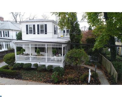 Princeton NJ Single Family Home ACTIVE: $1,275,000