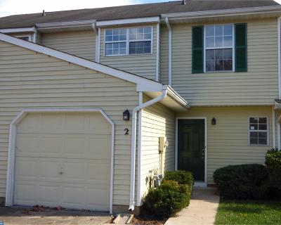 Bordentown Condo/Townhouse ACTIVE: 2 Salisbury Court