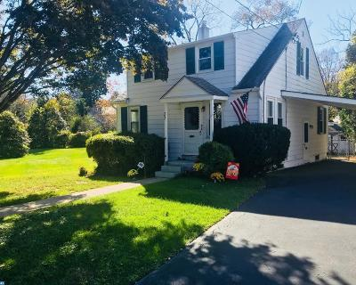 Hatboro Single Family Home ACTIVE: 27 Academy Road