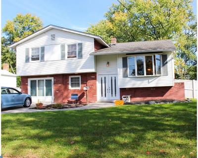 Cinnaminson Single Family Home ACTIVE: 2414 Chestnut Hill Drive