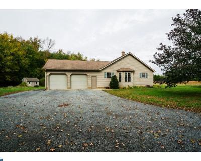 DE-New Castle County Single Family Home ACTIVE: 1396 Dexter Corner Road