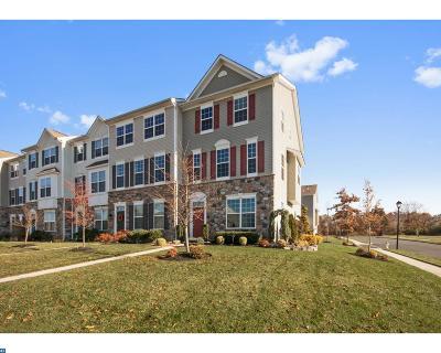 Glassboro Condo/Townhouse ACTIVE: 465 Wistar Place