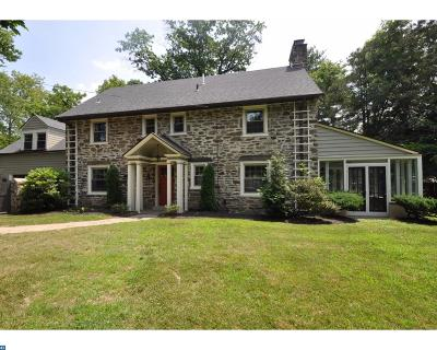 Newtown Square Single Family Home ACTIVE: 49 Sugar Maple Drive