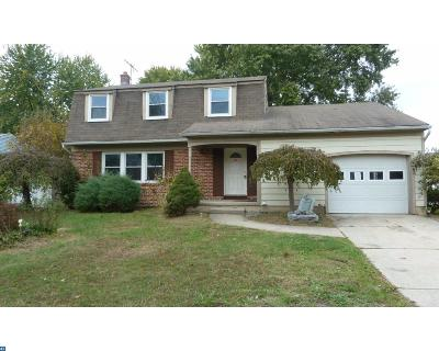 Laurel Springs Single Family Home ACTIVE: 15 Candlestick Road