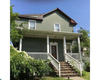 Mount Ephraim Single Family Home ACTIVE: 1209 W Kings Highway