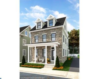 PA-Bucks County Single Family Home ACTIVE: 66 S Hamilton Street