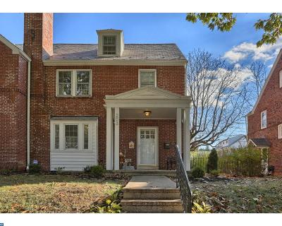 PA-Bucks County Single Family Home ACTIVE: 27 Mohawk Avenue