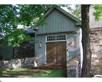 Chadds Ford PA Single Family Home ACTIVE: $2,000,000