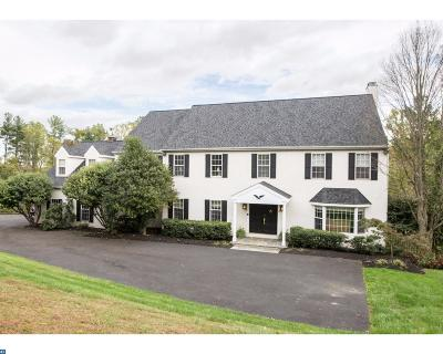 PA-Bucks County Single Family Home ACTIVE: 18 Colts Neck Drive