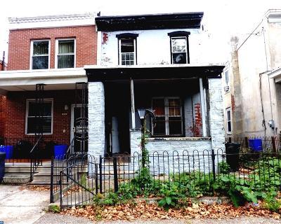 Philadelphia Single Family Home ACTIVE: 324 Edgewood Street