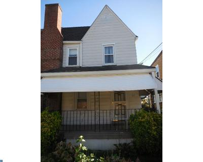 Clifton Heights Single Family Home ACTIVE: 60 W Broadway Avenue